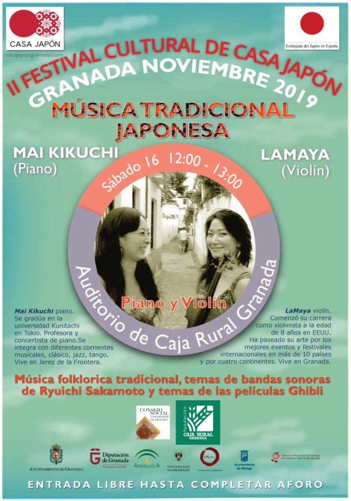 Música Tradicional Japonesa 2019